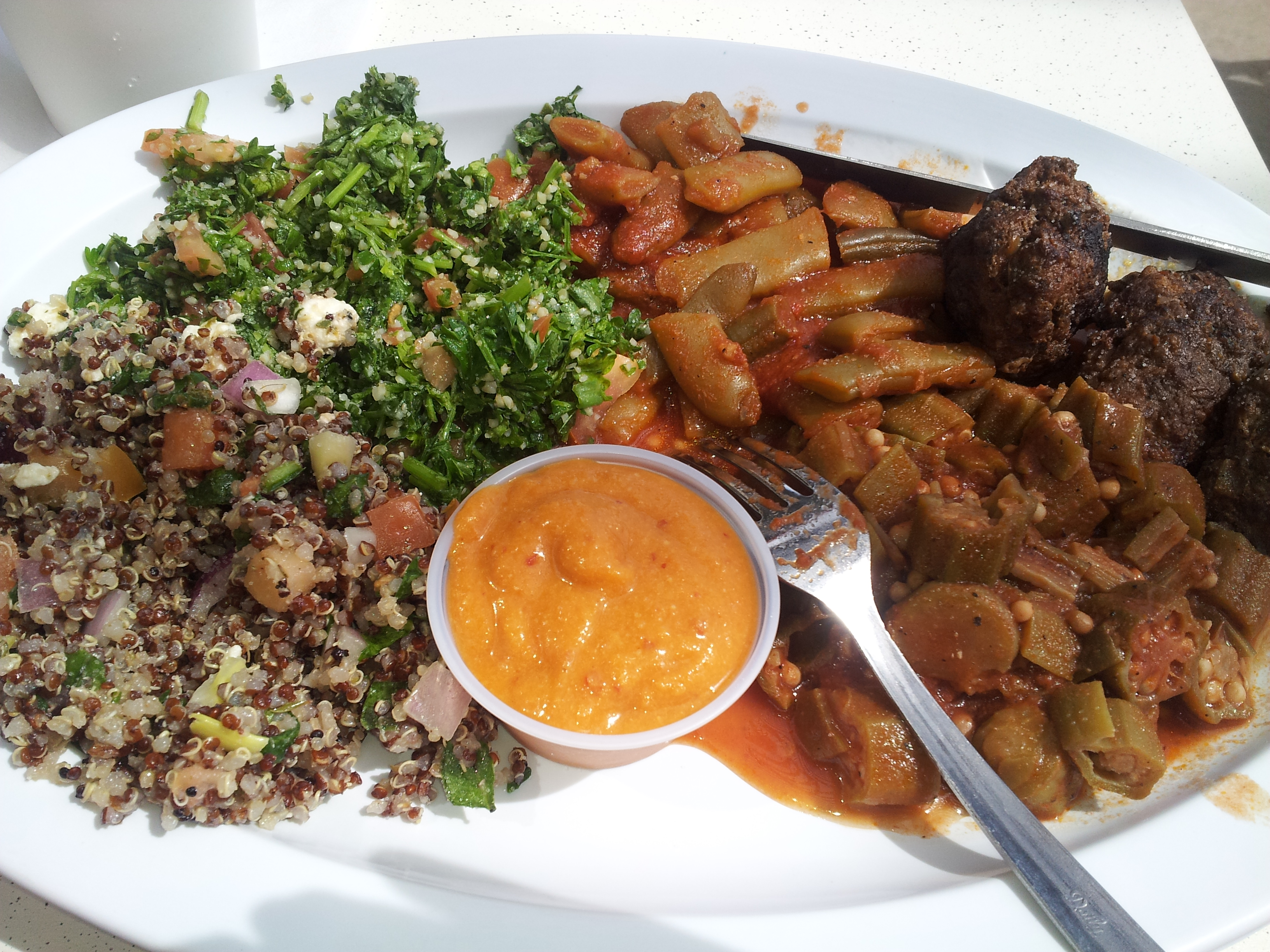 Mary\'s Mediterranean, Frisco, TX – Bistros and Recipes