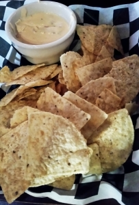 labb chips and queso