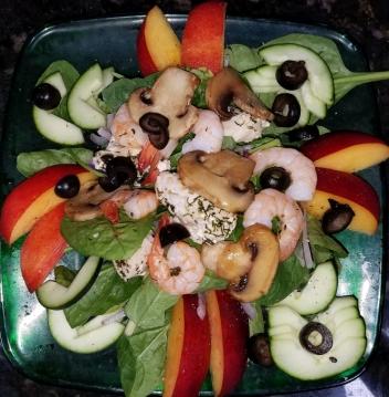 ckn shrimp scampi